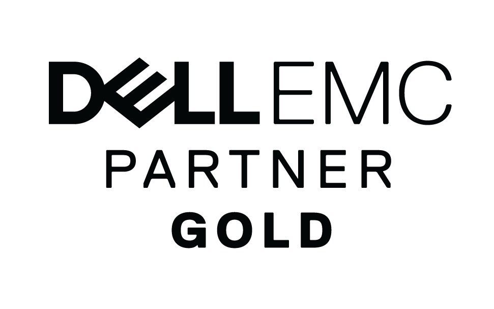 Dell EMC Black Logo