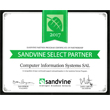 CIS is now a Sandvine Select Partner!